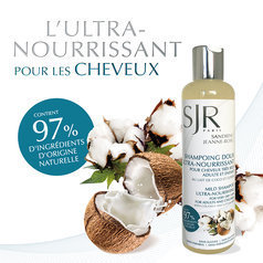 Shampoing doux ultra-nourrissant
